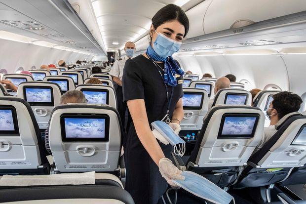 Peut-on prendre l'avion en toute sécurité après le covid-19 ?